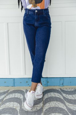 Calça Mom Jeans Eco Cycle Joana