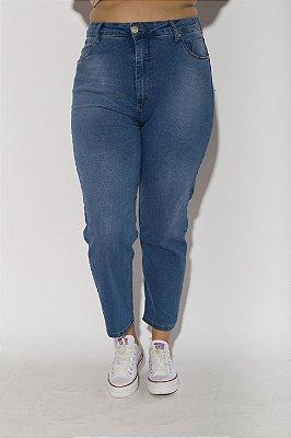 Calça Jeans Skinny com Elastano Bruna