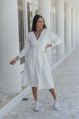 Vestido Alfaiataria Braga