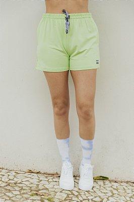 Shorts Básico Verde