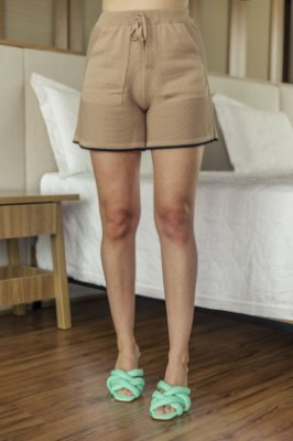 Shorts Tricot Nude