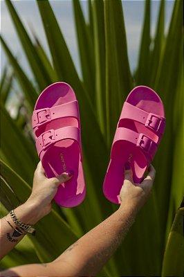 Rasteira Slide Feminino Pink