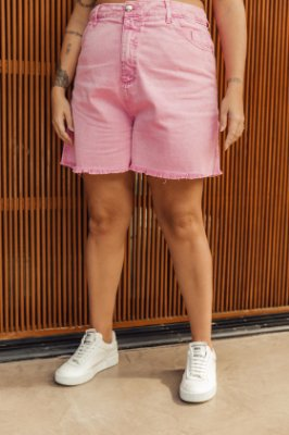 Shorts Jeans CANDY PINK Estonado