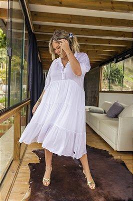 Vestido Alfaiataria Branco