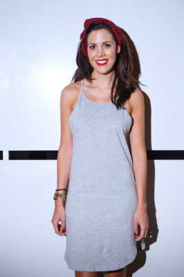 Vestido Amy Mescla