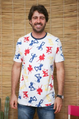 Camiseta Masculina Apache
