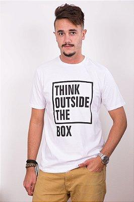 Camiseta Masculina Box