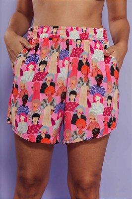 Shorts Mulheres 787