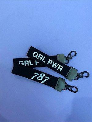Chaveiro 787 | GRL PWR