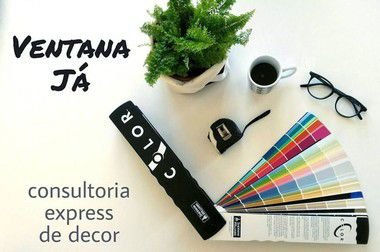 Ventana Já - São Paulo - Consultoria Express de Decor - 2 ambientes