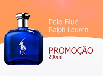 Polo Blue 200ml