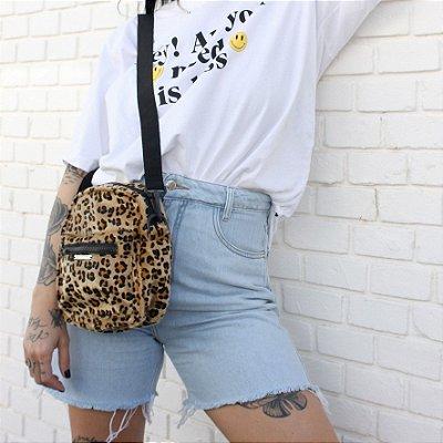 Bolsa Shoulder Bag Estampa Animal Print