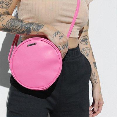 Bolsa Redonda Pink