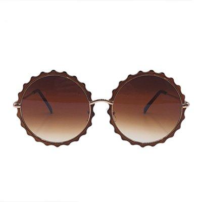 Óculos de Sol Sunglasses Redondo