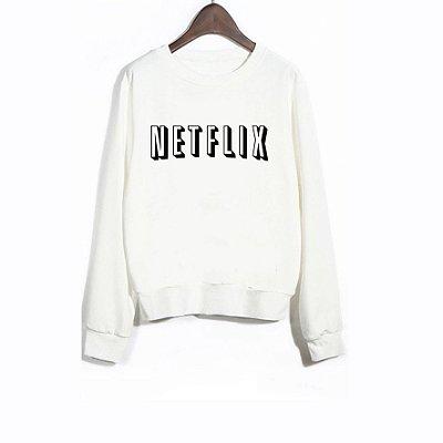 Moletom Peluciado Netflix