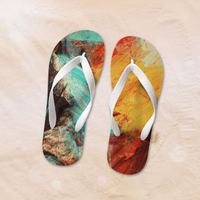Chinelo Abstract