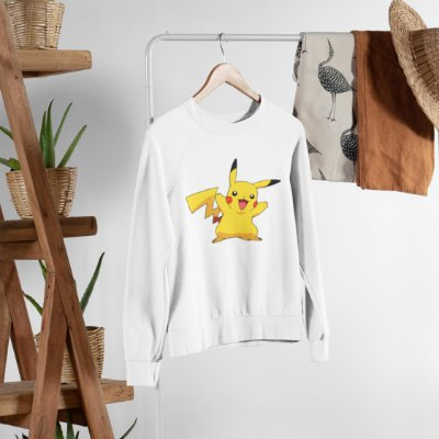 Moletom Peluciado Pokemón