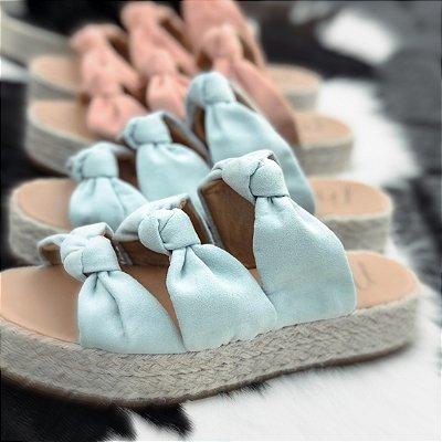 Tamanco Candy Azul Bebê