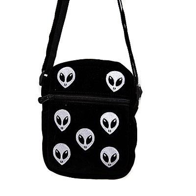 Bolsa Shoulder Bag Aliens