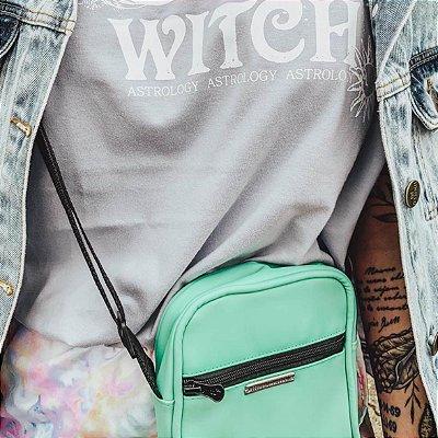 Bolsa Shoulder Bag Unissex Menta