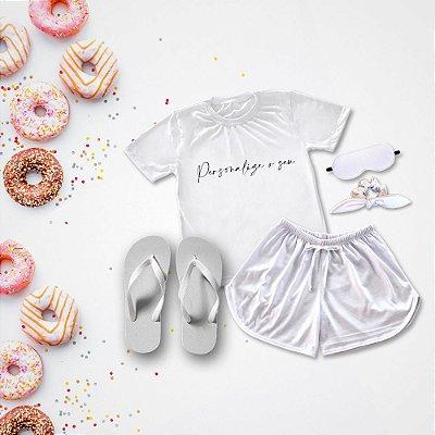 Combo Pijama: Personalize o Seu!