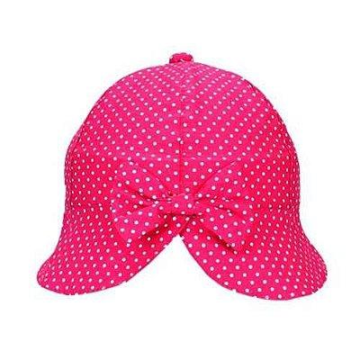 Chapéu Bebê De Poá - Pink