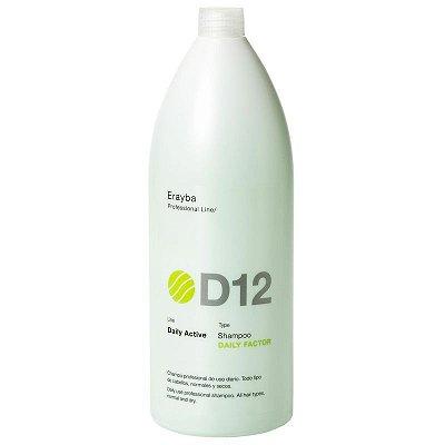 D12 - Todos os Tipos de Cabelos - Shampoo 1500ml