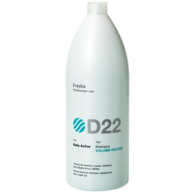D22 - Disciplinador p/ cabelos finos - Shampoo 1500ml