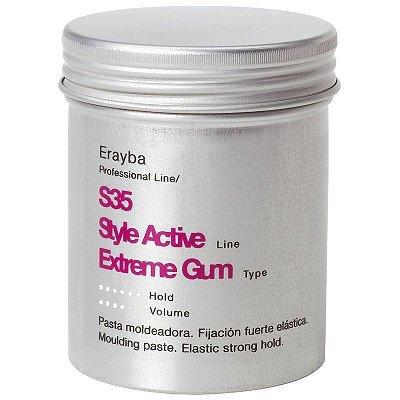 S35 Pomada Modeladora Forte - 100 ml - Extreme Gum
