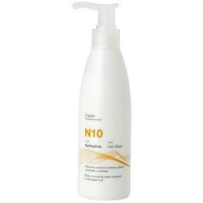 N10 Hair Mask 200 ml - Máscara de nutrição intensa
