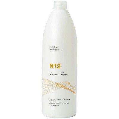 N12 Shampoo 1000 ml - Shampoo de nutrição intensa
