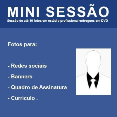 Mini Sessão