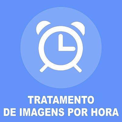 Tratamento de imagem por hora