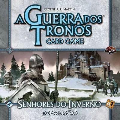 A GUERRA DOS TRONOS CARD GAME - SENHORES DO INVERNO