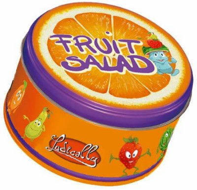 Fruit Salad - Card Game