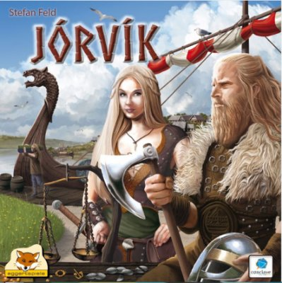 JÓRVÍK - Board Game