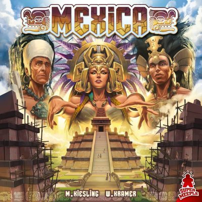 Mexica - Board Game