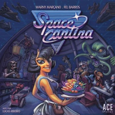 Space Cantina - Board Game