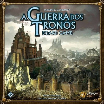 A Guerra dos Tronos - Board Game