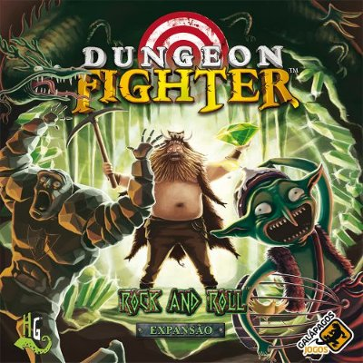 Rock n' Roll- Expansão, Dungeon Fighter
