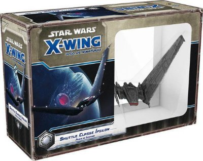 Shuttle Classe Ípsilon - Expansão, Star Wars X-Wing
