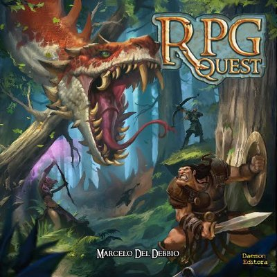 RPG Quest: A Jornada do Herói