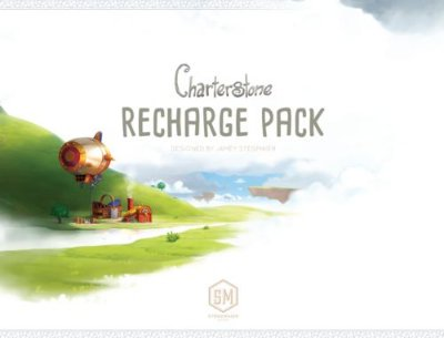 CHARTERSTONE RECHARGE PACK (EXPANSÃO CAMPANHA)