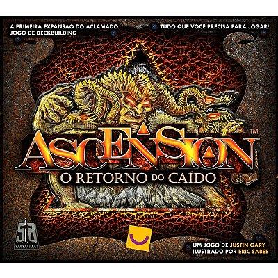 ASCENSION O RETORNO DO CAIDO