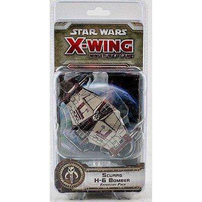 SCURRG H-6 BOMBER - Expansão Star Wars X-Wing