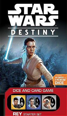 STAR WARS DESTINY - DECK PACOTE INICIAL Rey