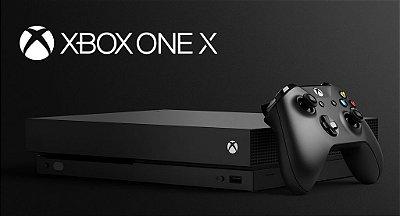 Console XBOX ONE X 1TB