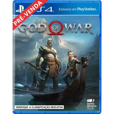 God of War - PS4 - (20/04/2018)