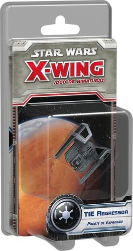 TIE AGGRESSOR - Expansão Star Wars X-Wing