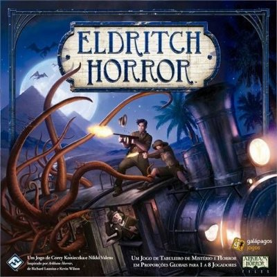 Eldritch Horror - (Nacional)